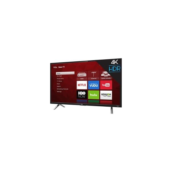 TCL S 65S405 65in. Smart LED-LCD TV - 4K UHDTV